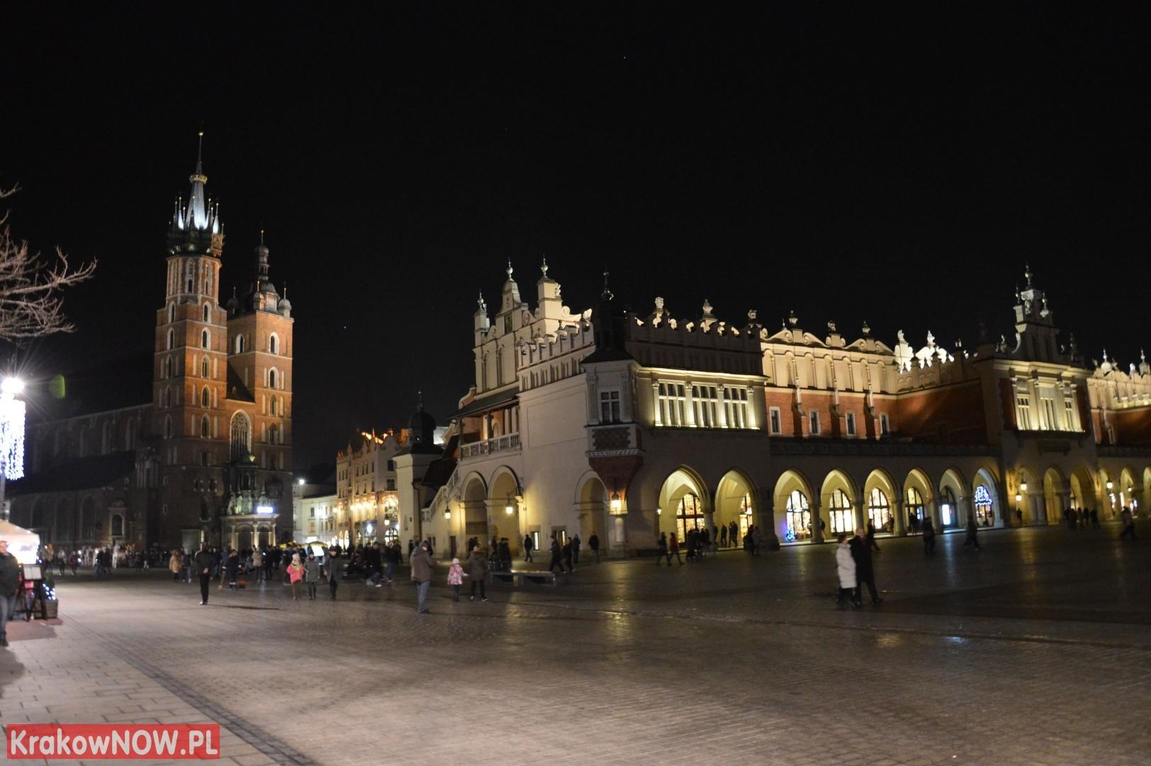 Rynek w Krakowie Zdjęcia