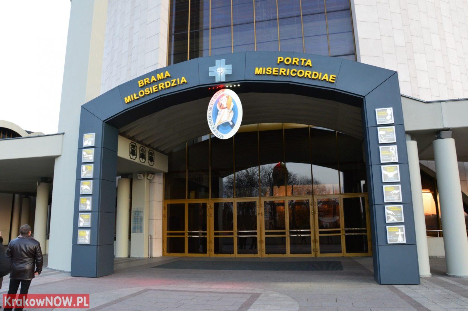sanktuarium bozego milosierdzia krakow lagiewniki 36 - Giant wheel was successfully launched