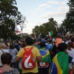 sdm friday krakow2016 swiatowe dni mlodziezy 111 1 150x150 - Galeria zdjęć (Piątek) Światowe Dni Młodzieży w Krakowie