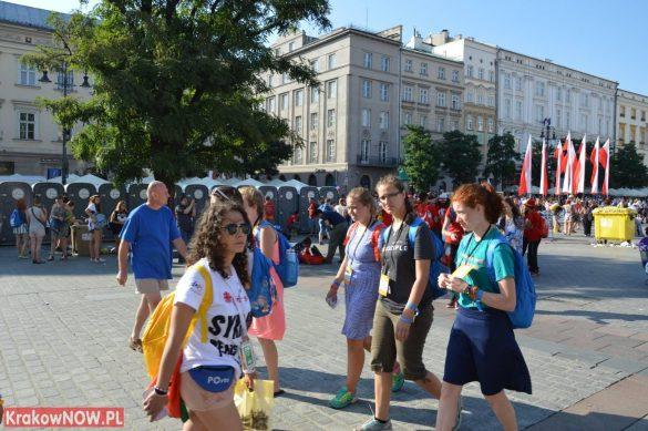 sdm friday krakow2016 swiatowe dni mlodziezy 12 585x389 - Galeria zdjęć (Piątek) Światowe Dni Młodzieży w Krakowie