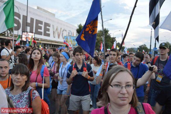 sdm friday krakow2016 swiatowe dni mlodziezy 140 585x389 - Galeria zdjęć (Piątek) Światowe Dni Młodzieży w Krakowie