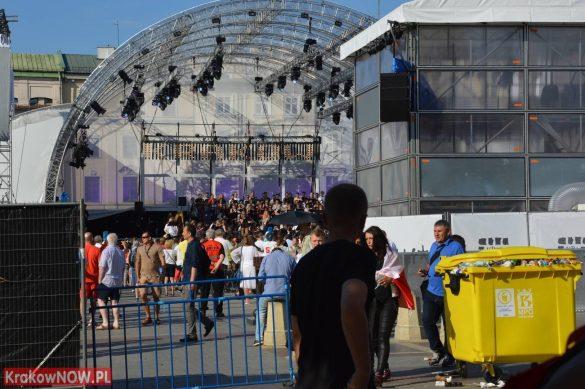 sdm friday krakow2016 swiatowe dni mlodziezy 15 585x389 - Galeria zdjęć (Piątek) Światowe Dni Młodzieży w Krakowie