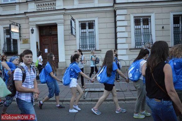 sdm friday krakow2016 swiatowe dni mlodziezy 150 585x389 - Galeria zdjęć (Piątek) Światowe Dni Młodzieży w Krakowie