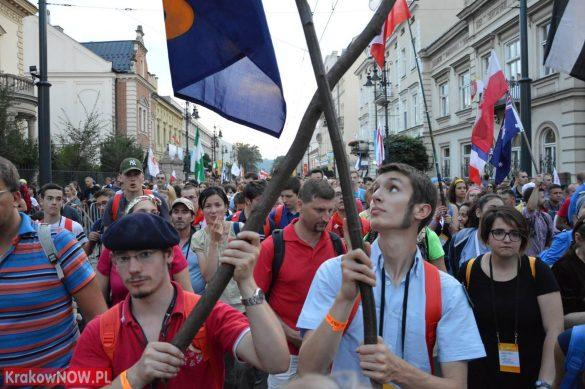 sdm friday krakow2016 swiatowe dni mlodziezy 153 585x389 - Galeria zdjęć (Piątek) Światowe Dni Młodzieży w Krakowie