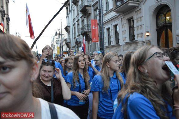 sdm friday krakow2016 swiatowe dni mlodziezy 156 585x389 - Galeria zdjęć (Piątek) Światowe Dni Młodzieży w Krakowie