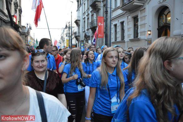 sdm friday krakow2016 swiatowe dni mlodziezy 157 585x389 - Galeria zdjęć (Piątek) Światowe Dni Młodzieży w Krakowie