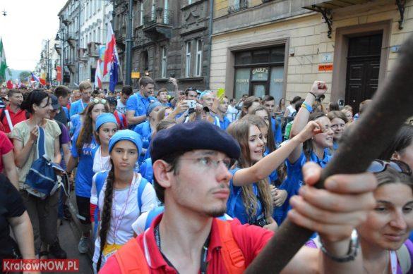 sdm friday krakow2016 swiatowe dni mlodziezy 161 585x389 - Galeria zdjęć (Piątek) Światowe Dni Młodzieży w Krakowie