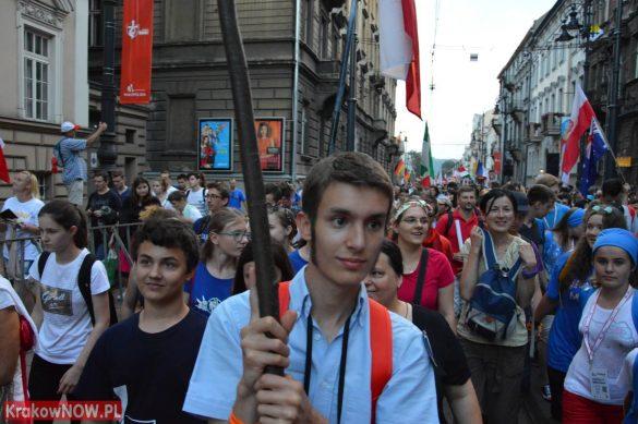 sdm friday krakow2016 swiatowe dni mlodziezy 162 585x389 - Galeria zdjęć (Piątek) Światowe Dni Młodzieży w Krakowie