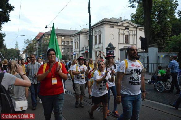 sdm friday krakow2016 swiatowe dni mlodziezy 169 585x389 - Galeria zdjęć (Piątek) Światowe Dni Młodzieży w Krakowie