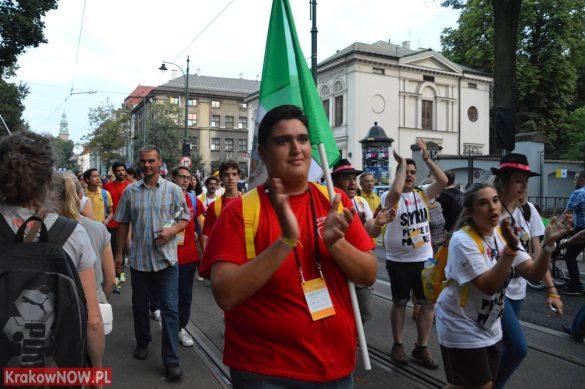sdm friday krakow2016 swiatowe dni mlodziezy 170 585x389 - Galeria zdjęć (Piątek) Światowe Dni Młodzieży w Krakowie