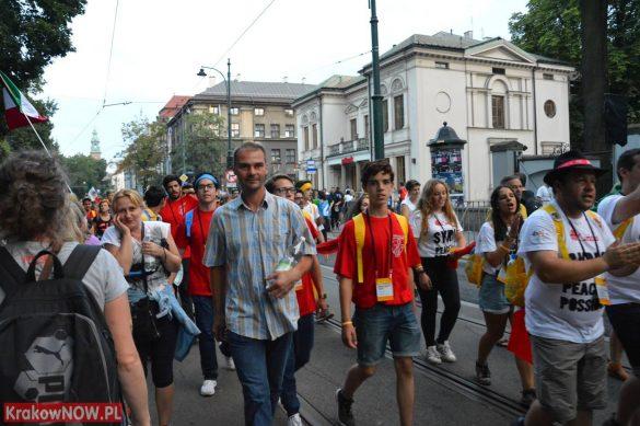 sdm friday krakow2016 swiatowe dni mlodziezy 171 585x389 - Galeria zdjęć (Piątek) Światowe Dni Młodzieży w Krakowie