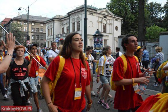sdm friday krakow2016 swiatowe dni mlodziezy 174 585x389 - Galeria zdjęć (Piątek) Światowe Dni Młodzieży w Krakowie