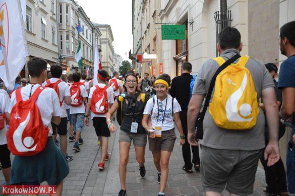 sdm friday krakow2016 swiatowe dni mlodziezy 178 585x389 - Galeria zdjęć (Piątek) Światowe Dni Młodzieży w Krakowie
