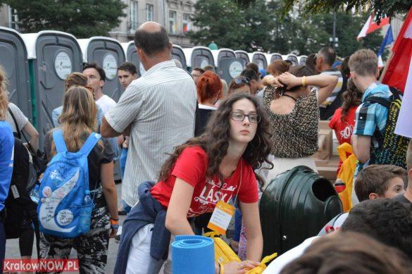 sdm friday krakow2016 swiatowe dni mlodziezy 182 585x389 - Galeria zdjęć (Piątek) Światowe Dni Młodzieży w Krakowie