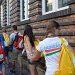 sdm friday krakow2016 swiatowe dni mlodziezy 19 1 150x150 - Galeria zdjęć (Piątek) Światowe Dni Młodzieży w Krakowie
