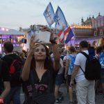 sdm friday krakow2016 swiatowe dni mlodziezy 196 1 150x150 - Galeria zdjęć (Piątek) Światowe Dni Młodzieży w Krakowie