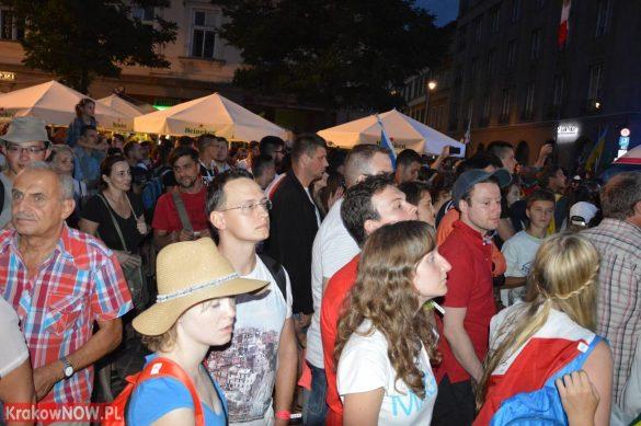 sdm friday krakow2016 swiatowe dni mlodziezy 200 585x389 - Galeria zdjęć (Piątek) Światowe Dni Młodzieży w Krakowie