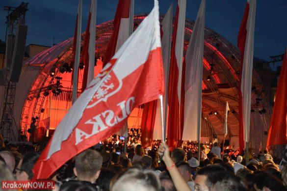 sdm friday krakow2016 swiatowe dni mlodziezy 202 585x389 - Galeria zdjęć (Piątek) Światowe Dni Młodzieży w Krakowie