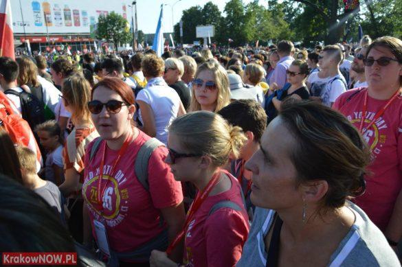 sdm friday krakow2016 swiatowe dni mlodziezy 21 585x389 - Galeria zdjęć (Piątek) Światowe Dni Młodzieży w Krakowie