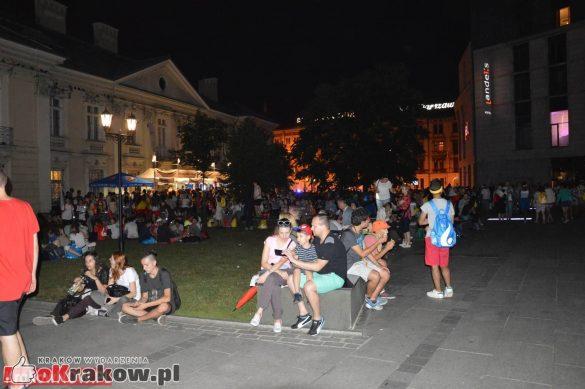 sdm friday krakow2016 swiatowe dni mlodziezy 225 585x389 - Galeria zdjęć (Piątek) Światowe Dni Młodzieży w Krakowie