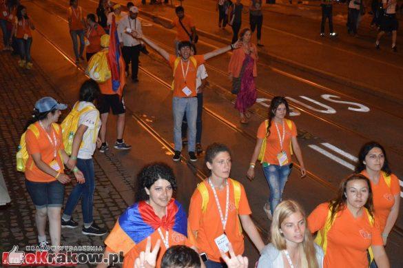 sdm friday krakow2016 swiatowe dni mlodziezy 234 585x389 - Galeria zdjęć (Piątek) Światowe Dni Młodzieży w Krakowie
