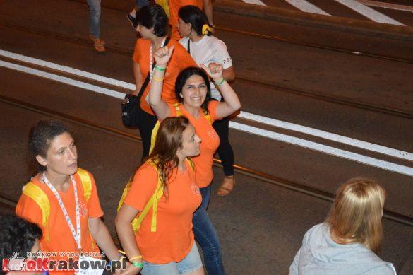 sdm friday krakow2016 swiatowe dni mlodziezy 235 585x389 - Galeria zdjęć (Piątek) Światowe Dni Młodzieży w Krakowie