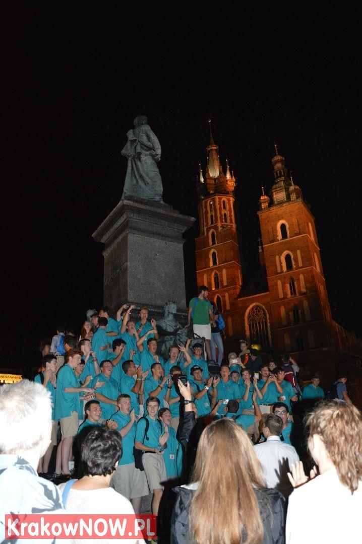 Fotogaleria Światowe Dni Młodzieży – Kraków 25.07.2016