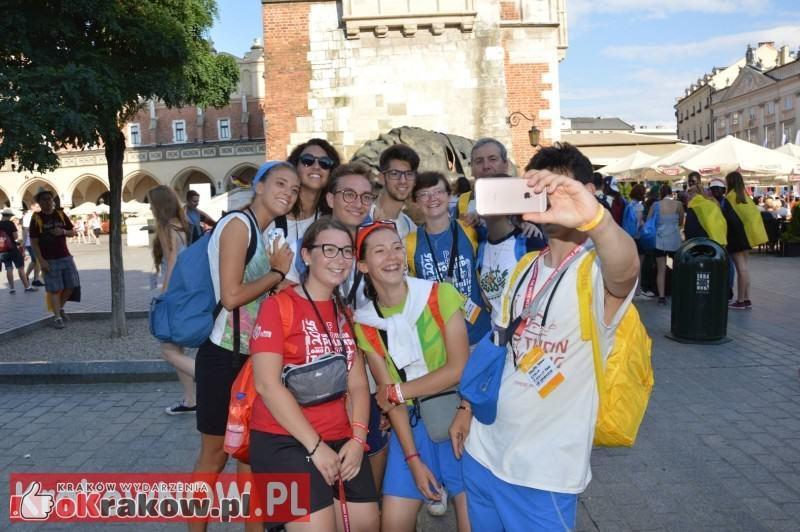 sdm2016 krakow2016 swiatowe dni mlodziezy - Galeria zdjęć (Piątek) Światowe Dni Młodzieży w Krakowie