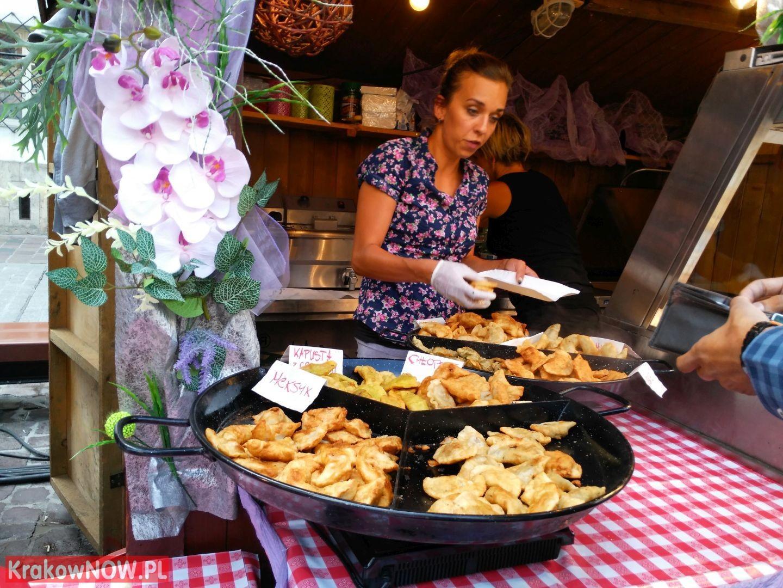 festiwal pierogow krakow maly rynek 22 - Zdjęcia z 14 Festiwalu Pierogów w Krakowie (czwartek)