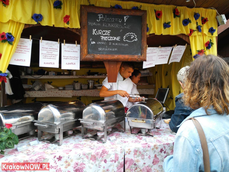 festiwal pierogow krakow maly rynek 7 150x150 - Zdjęcia z 14 Festiwalu Pierogów w Krakowie (czwartek)