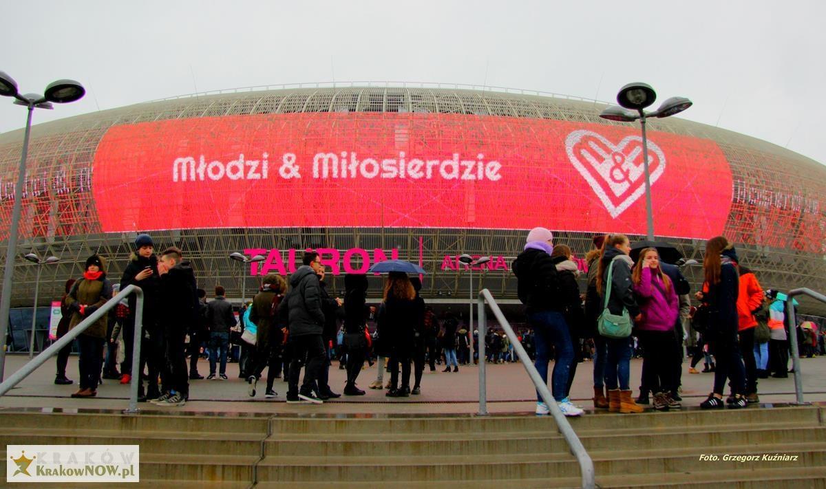 tauron arena krakow - M&M2 w TAURON Arena Kraków