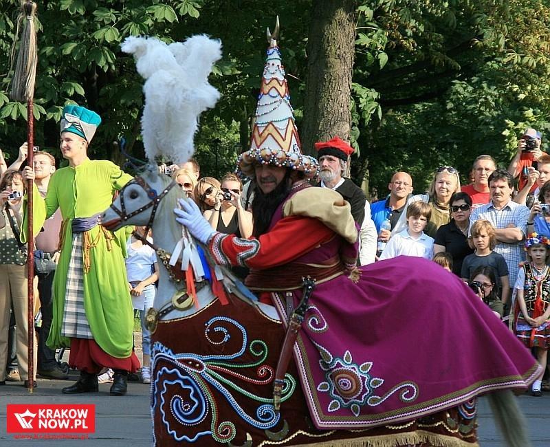 22 czerwca tradycyjny Pochód Lajkonika ze Zwierzyńca na Krakowski Rynek Główny