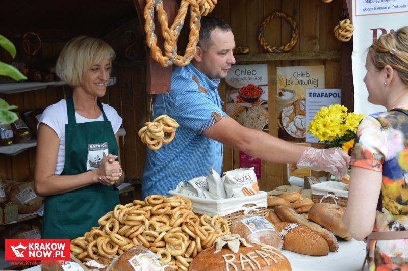 Święto Chleba na Placu Wolnica w Krakowie – galeria zdjęć