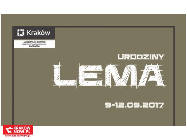 100lat stanislawa lema - Kraków świętuje urodziny Stanisława Lema