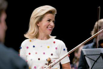 Anne - Sophie Mutter_fot. Haraid Hoffmann