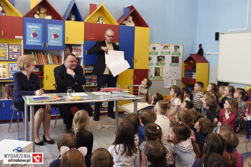 Biblioteka Przedszkolaka fot. Magdalena Zielasko