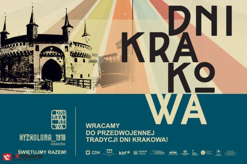 Dni Miasta Krakowa 2018 – Program (1-30 czerwiec 2018)