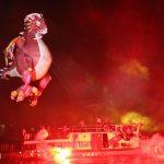 parada smokow pokaz na wisle krakow 2018 41 150x150 - Wielkie Plenerowe Widowisko na Wiśle - Smoki z Dziennika Marco Polo - galeria zdjęć