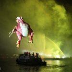 parada smokow pokaz na wisle krakow 2018 48 150x150 - Wielkie Plenerowe Widowisko na Wiśle - Smoki z Dziennika Marco Polo - galeria zdjęć