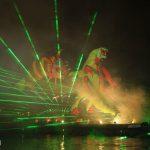 parada smokow pokaz na wisle krakow 2018 57 150x150 - Wielkie Plenerowe Widowisko na Wiśle - Smoki z Dziennika Marco Polo - galeria zdjęć
