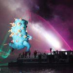 parada smokow pokaz na wisle krakow 2018 98 150x150 - Wielkie Plenerowe Widowisko na Wiśle - Smoki z Dziennika Marco Polo - galeria zdjęć