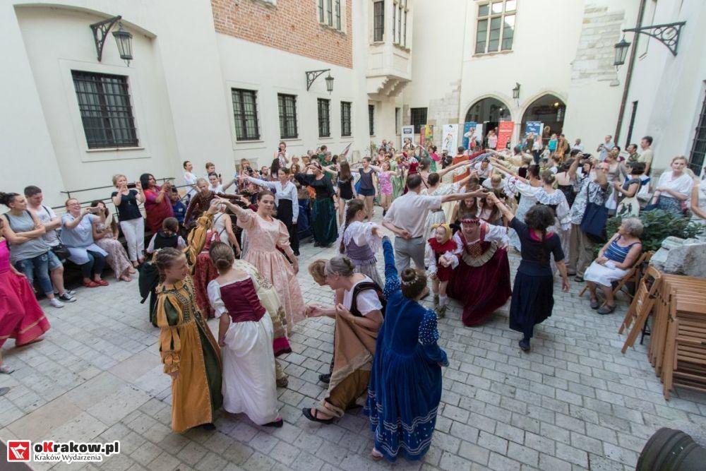 """Program 19. edycja Festiwalu Tańców Dworskich """"Cracovia Danza"""" Kraków 2018"""