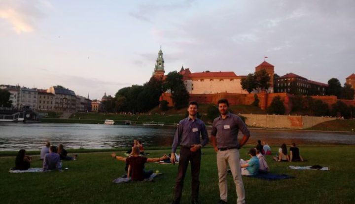 speed dating krakow