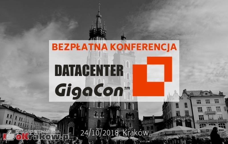 Bezpłatna konferencja Data Center. Kraków, 24 październik 2018. Zapraszamy!