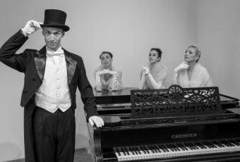 Paderewski. Fantazja i legenda fot Ilja Van de Pavert