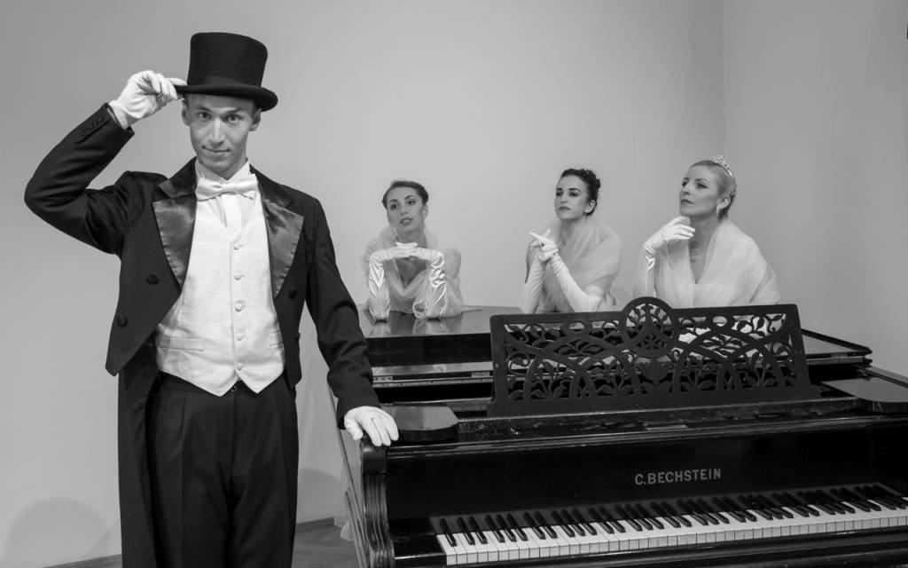 PADEREWSKI. FANTAZJA I LEGENDA. Widowisko Baletu Cracovia Danza z udziałem Adama Wodnickiego