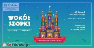 wokol szopki krakow 300x156 - Wokół Szopki – spacerem po Krakowie