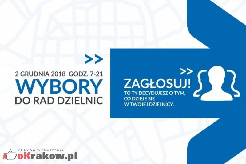 Niedziela, 2 grudnia – Wybory do Rad Dzielnic Miasta Krakowa