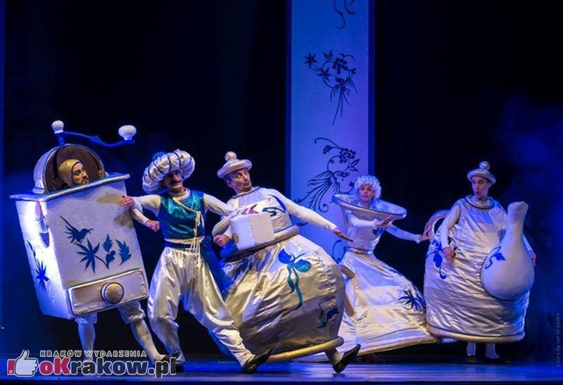 CRACOVIA DANZA DZIECIOM, BALET O KAWIE, Krakowski Teatr Variete