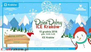 dzien dobry ice krakow 300x171 - Zimowe Dzień Dobry ICE Kraków!
